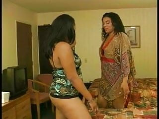 Black lesbians fucking pussy - Ghetto lesbians love to get a hotel before licking and finger fucking pussy