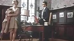 Vintage swedish secretary