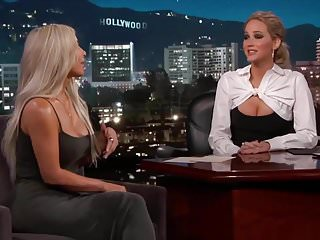 Pornstar secrets reveled Jennifer lawrence has revelation talking to kim kardashian