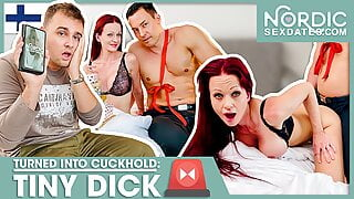 CUCKOLD! FUCKED IN FRONT OF MY HUSBAND - NORDICSEXDATES.com