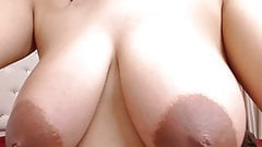 nice soft  huge boobs