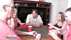 I'll Bet You've Never Seen a Poker Party Like This