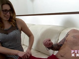 Orgasm british slang Stepmom likes them younger