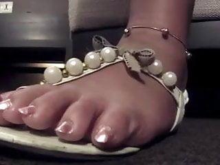 Asian feet fethish - Sexy asian feet teasing us part 3
