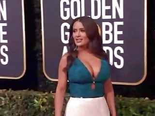 Obama gay globe Salma hayek - 2020 golden globes 03