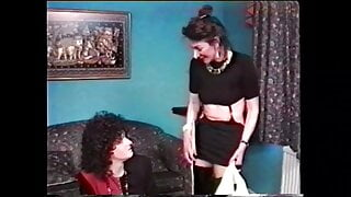 MY WIFE FORCED ME INTO CROSSDRESSING (UK 1994) part 3