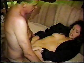Oldie 3some Porn Film