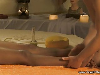 Naked women from asia Massage time from asia