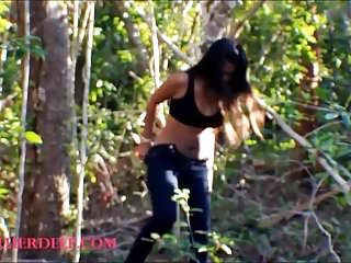 Teen heather tattoos Thai teen heather deep flasting tits in the public and give