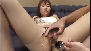 G-Spot Orgasm Spreading with Speculum