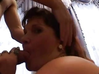 Guge boobs on grannies - Lonely lady with giant boobs