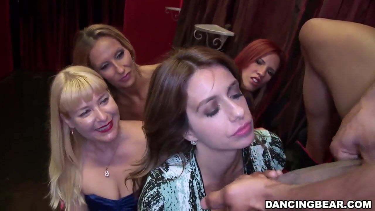 Four Girls One Guy Anal