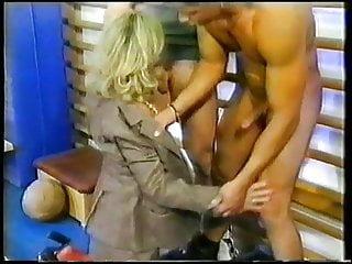 Karola anal - Mature karola 2 young men