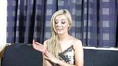 Faye - British Masturbation Instruction - Encouragement