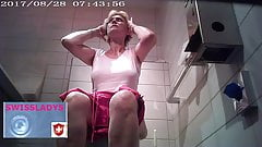Heimliche Toiletten Kamera 089
