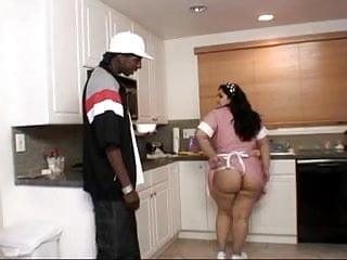 Big booty latina cutie gets fucked Big booty latina maid getting fucked
