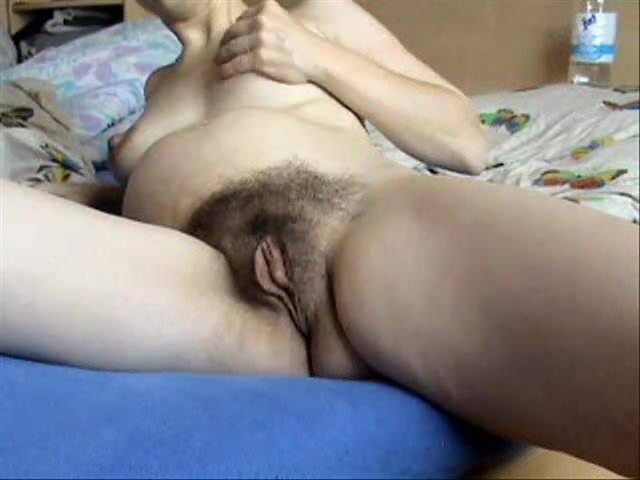 Hairy Wet Chubby Masturbation