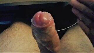 Long Slow Wank With Spit and Cock Slaps - SlugsOfCumGuy