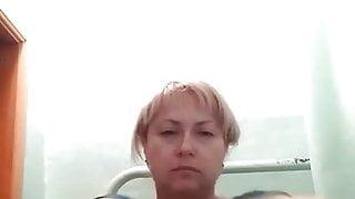 chubby mature webcam