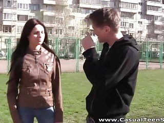 Shocking porn video - A shocking sex proposal