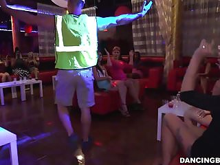 Dancing bear cumshot compilation Cfnm blowjob orgy dancing bear style
