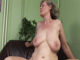 Brunette amateur big thick cock