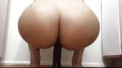 Horny Dildo Ride