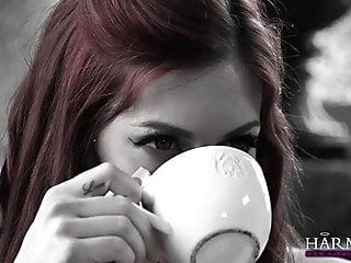 Anal vision videos - Harmony vision sexy redhead mira prefers dp