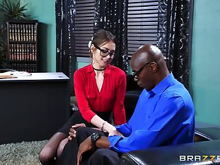 Doctor adventure eden interracial Brazzers - riley reid - doctor adventures