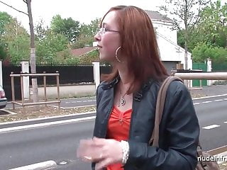 Tits redheads Young french redhead hard analized with her nice small tits