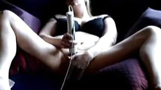 A Girl Cumming solo