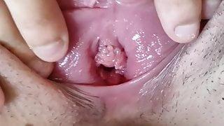 Blowjob and cumshot on LaMenor's tits