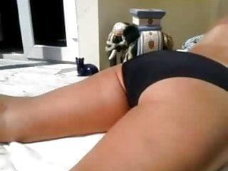 Secret camera upskirt Wife in the sun secret yid 4