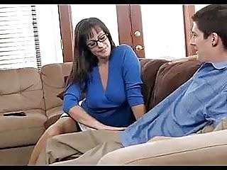 Asian milf fucks young guy Experienced milf fucks young guy.