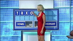 Rachel Riley Tight Red Dress