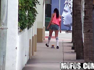 Sexy pervs Mofos - pervs on patrol - sexy skateboarding teen starring