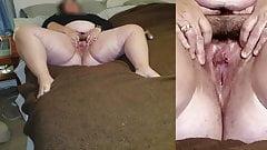 Mature Hairy Pussy Throbbing Orgasm!
