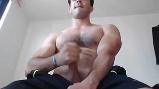 Latino Body Builder