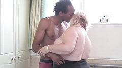 bbc fucks bbw in the bedroom