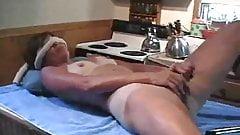 Gorąca masturbacja żony