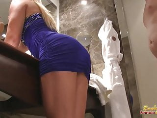 Story husband watch wife suck - Cuckolding husband has to watch wife blow a stud