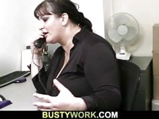 Sleepover leads to sex Interview leads to sex for this busty babe