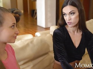 Asian guide realtor Mom milf realtor seduces cute younger girl