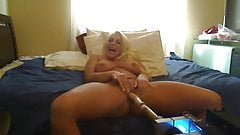 Busty sex machine came with Sadie Swede