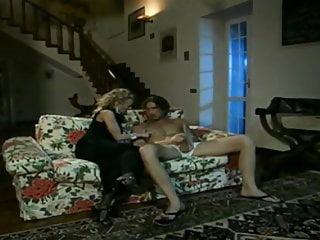Black elegant nude Elegant dora venter anal with foot finish in black stockings