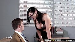 Big Tits at School - Audrey Bitoni Logan Pierce - The Big Th
