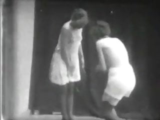 Free lesbian femdom movies and clips Lesbian femdom rare french movie circa 1920