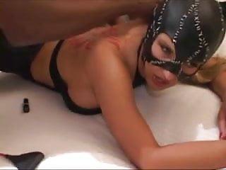 Cat woamn porn - Blondie cat vs bbcs