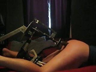 Collectible porn 1999 new machine Testing my new fuck machine