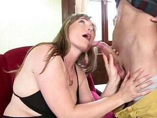 Slut granny stories - Home story with mature mom and her young lover